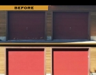 Raynor Showcase Flush Opti-Color SW6328