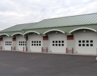 Raynor Commercial Overhead Door Esopus Fire House