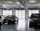 Commercial Overhead Door Honda Dealership Rockland County