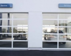 Raynor Alumaview Commercial Overhead Door Friendly Mercedes Wappingers Exterior