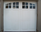 Fimble ADS Overhead Carriage House Euro Doors 10992