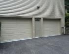 Raynor Showcase Opti-Color Overhead Doors in SW6150 12578