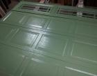 Raynor Showcase Opti-Color Colonial Overhead Doors in Artichoke 12590