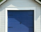 Raynor Showcase Opti-Color Overhead Doors in SW6150 12603