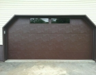 Raynor Showcase Brown Flush Panel Fishkill