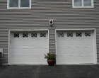 Raynor Showcase Frosted Beveled Residential Steel Garage Door Dutchess County