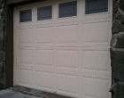 Raynor Showcase Frosted Beveled Residential Steel Garage Door Dutchess County 2