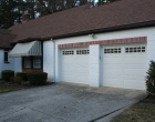 Raynor Showcase Frosted Beveled Residential Steel Garage Door Dutchess County 3