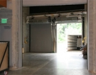 Cornell Iron Roll-Up Service Door Bard College Annandale 3