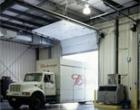 Dutchess Beer Distributors, Loading Dock/Traffic Door Poughkeepsie Interior