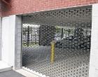 Cornell Iron Parking Garage Gate Dutchess County Highway 2