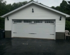 Raynor Showcase Stamped Carriage House Overhead Door Middletown