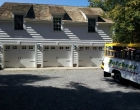 Raynor Showcase Stamped Carriage House Overhead Door Hudson Valley