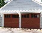 Wayne Dalton 9700 Steel Overlay Carriage House Mahopac