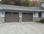 Raynor Showcase Stamped Carriage House Overhead Door Dutchess