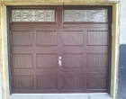 Raynor Showcase Stamped Carriage House Overhead Door Dutchess 1