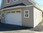 Raynor Showcase Stamped Carriage House Overhead Door Brewster