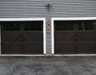 Wayne Dalton 9700 Steel Overlay Carriage House Rockland