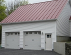 Raynor Showcase Stamped Carriage House Overhead Door Fishkill