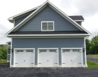 Raynor Showcase Stamped Carriage House Overhead Door Pleasant Valley