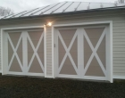 Raynor Rock Creek Steel Overlay Carriage House New Platz