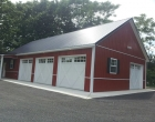Raynor Rock Creek Steel Overlay Carriage House Poughkeepsie NY