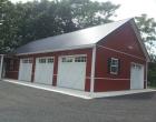 Raynor Rock Creek Steel Overlay Carriage House Poughkeepsie NY