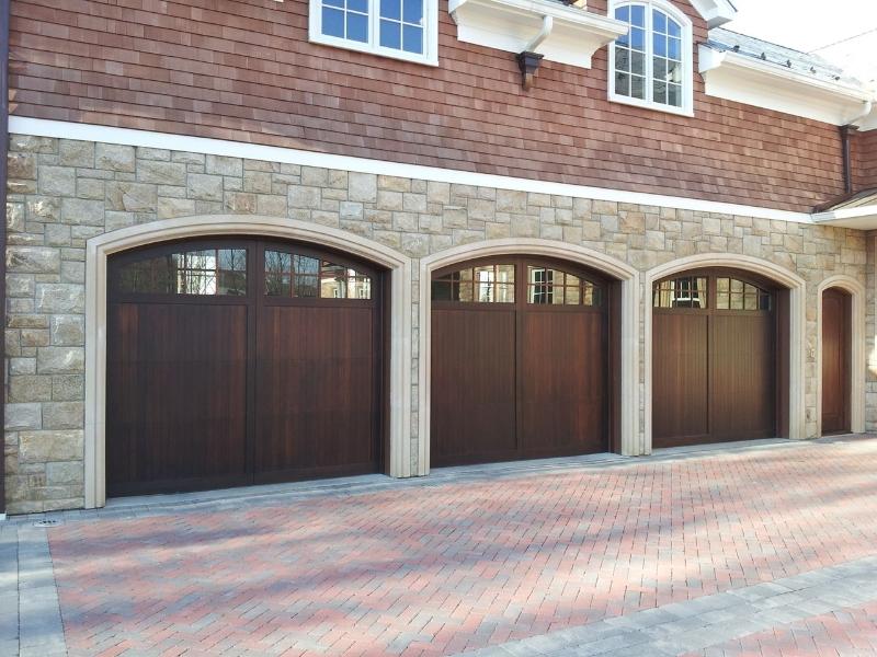 Good Artisan Custom Doorworks Wood Carriage House Doors Scarsdale