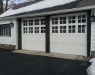 Square Top Artisan Custom Doorworks Wood Carriage House Doors Brewster