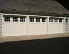 Square Top Artisan Custom Doorworks Wood Carriage House Doors Westchester County
