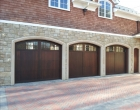 Artisan Custom Doorworks Wood Carriage House Doors Scarsdale
