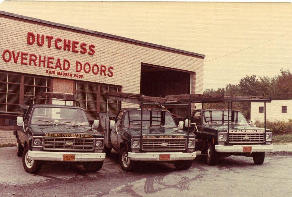 History   Dutchess Overhead Doors