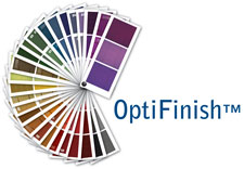 Raynor OptiFinish Logo