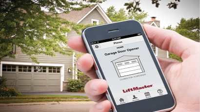 Home…Away From Home  Liftmaster Garage Door Apps