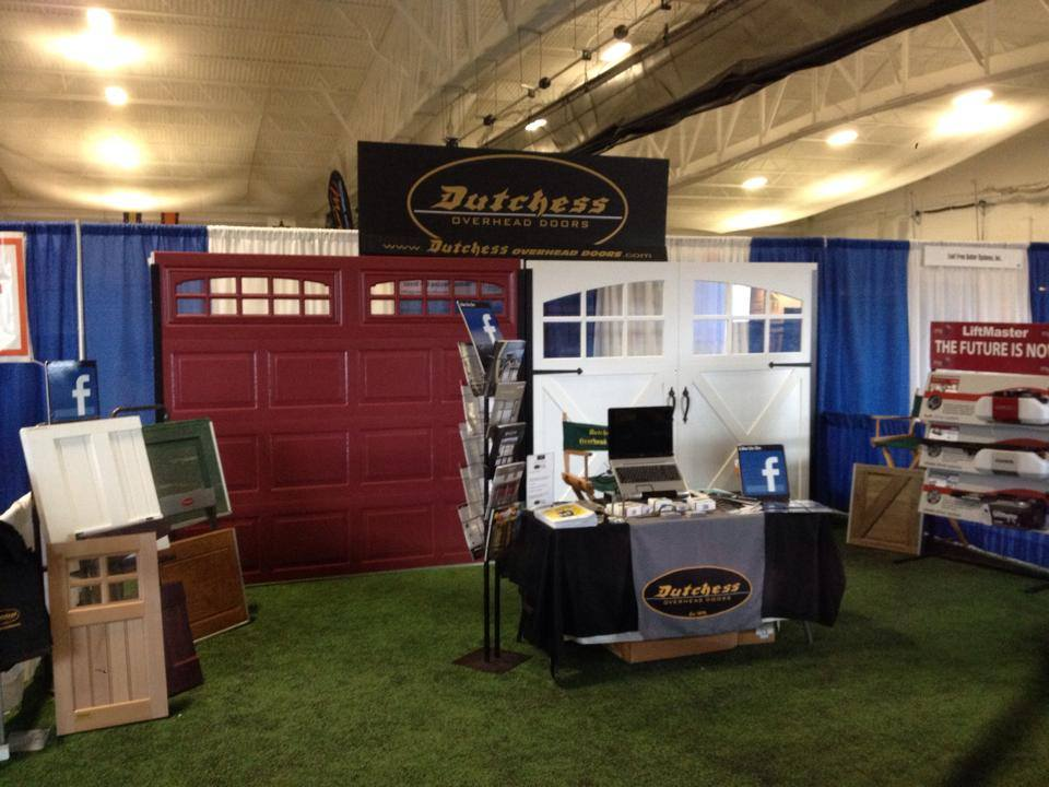 Dutchess Overhead Doors Booth