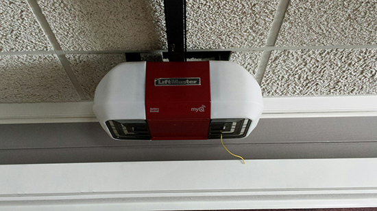 Liftmaster Garage Door Operator  (2)